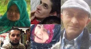 Rize'deki afette ölü sayısı 5 oldu: 3 kişi aranıyor