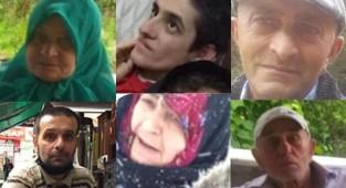 Rize'deki afette ölü sayısı 6 oldu: 2 kişi aranıyor