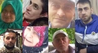 Rize'deki afette ölü sayısı 7 oldu: 1 kişi aranıyor