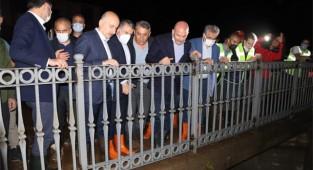 Rize'deki selde ölü sayısı 2 oldu: 6 kişi kayıp