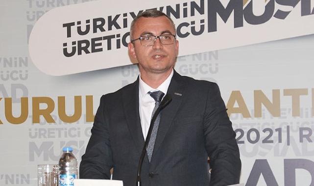 Rize MÜSİAD'da yeni başkan Taner Yelkenci oldu