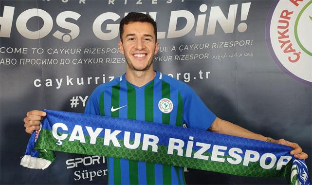 Ronaldo Mendes Çaykur Rizespor'da