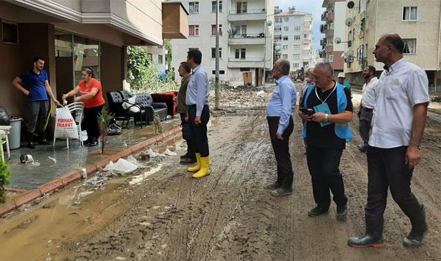 Yaşanan sel felaketleri sadece bir doğal afet olarak nitelendirilmemelidir