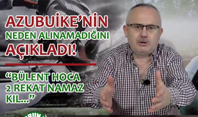 Alaattin Onay, Rizespor'un Azubuike'yi neden alamadığını açıkladı!