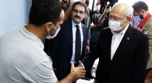 CHP Lideri Kemal Kılıçdaroğlu Rize'de