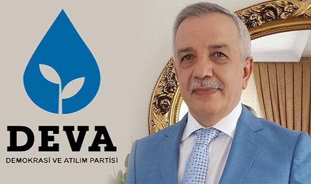 DEVA Partisi Rize'de Kurucu İl Başkanı Metin Erdoğan öldü