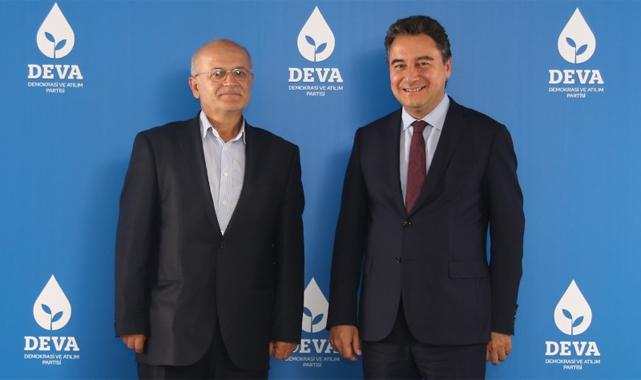 DEVA Partisi Rize'de yeni İl Yönetimi belli oldu