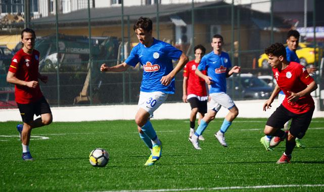 Rize Özel İdarespor ile Rizespor U19 berabere kaldı