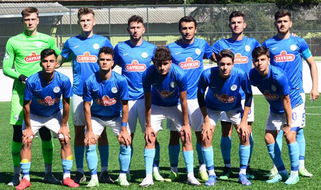 Çaykur Rizespor U19, Trabzonspor ile başlıyor
