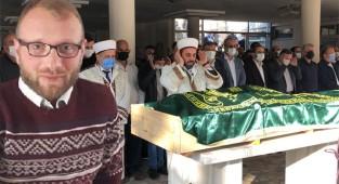 Fabrikadaki patlamada ölen Ramazan Hacıfazlıoğlu toprağa verildi