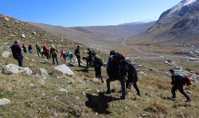 Ovit Dağı'na Sağlık Yürüyüşü