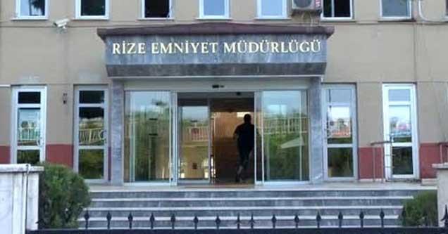 Rize'de bir ayda 609 aranan şüpheli yakalandı