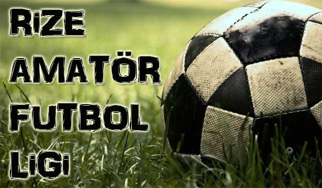 Rize 1. Amatör Küme'de Play-Off takımları belli oldu