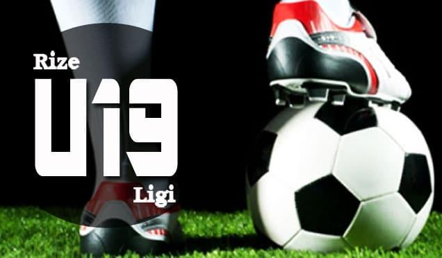 Rize 1. Küme U19 Ligi takımları belli oldu