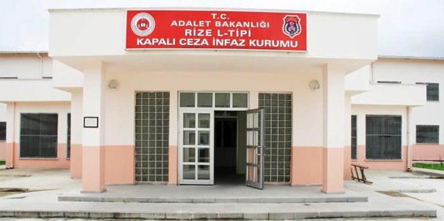 Kalkandere Cezaevi'nden mahkum firar etti