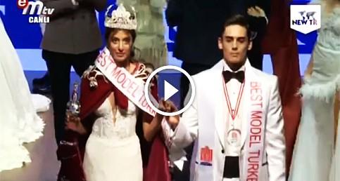 31. Best Model Türkiye 2018 kazananları