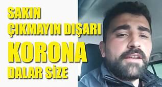 Rizeli'den Koronaya bir Türkü daha geldi