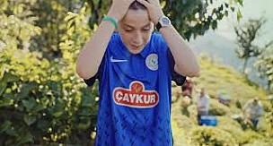 Çaykur Rizespor'dan Forma Tanıtım Videosu